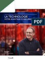 BDC La Technologie Votre Avantage Concurrentiel eBook