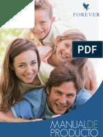 Manual de Producto 2011