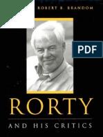 Rorty and His Critics