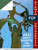 Stanford University 2010 Safety Report (Including Crime Statistics)