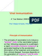 Micro - 4th Asessment - Viral Immunization - 2007