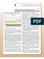 Informe Nacional de Coyuntura 65