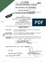 [003] - 2011.09.21 -- Doyon (Commander X) Indictment