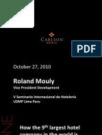 Planeamiento y desarrollo hotelero - Roland Mouly