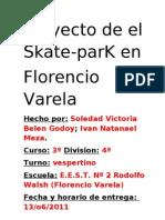 Proyecto de El Skate