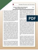Informe Nacional de Coyuntura 67
