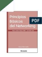 Cisco CCNA Principios Basicos Del Networking 3.0