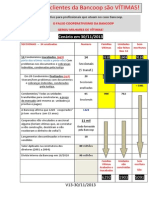 Relatório GERAL CASO BANCOOP 30 11 13