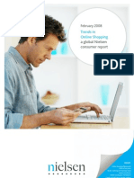 Global Online Shopping Report Feb 08