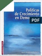 Libro Pacheco Crecimiento