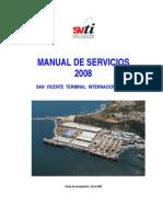 Manual de Servicios -Svti