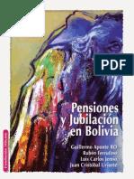 Libro Pensiones y Jubilacion