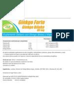 Ginkgo Forte