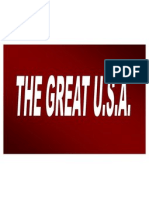 The Great USA