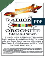 Introducing the RadionicOrgoniteStereo-Punch