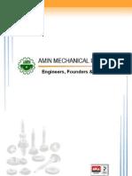 Amin Mechanical Brochure