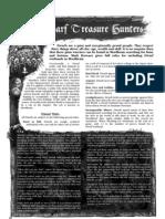 Mordheim - Warbands - Dwarf Treasure Hunters