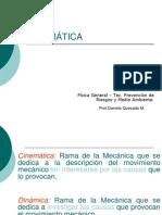 CINEMÁTICA UAC