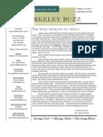 Newsletter 09 2011