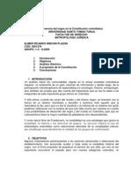 Presencia del negro en la Constitución colombiana
