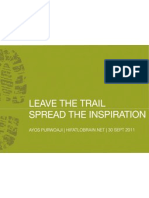Leave The Trail Spread The Inspiration - FresH 2011