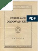Cartógrafo Ordovás