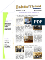 Boletín Virtual Nº6