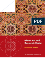 İslamic Art and Geometry Design