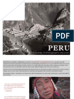 COLTUR Peru Photography Tour