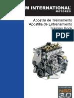 Apostila de Treinamento Motores