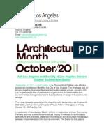 Pr Aiala Architecture Month