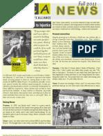 MECA News Fall 2011