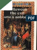 Halloween the Evil Ones Sabbath