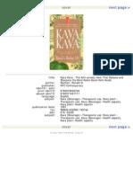 Kava Kava the Anti-Anxiety Herb