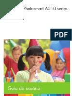 HP PhotoSmart A516