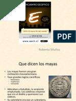 Diapositivas de la presentación del XXI Encuentro Escéptico