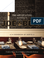 Excerpt and Recipes from The Art of Living According to Joe Beef