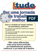 Circular Jornada de Trabalho Nestlé/Garoto 2011