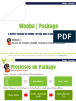 Tutorial Wooba | Package – Módulo 2 – Saídas Regulares (Pacotes offline)