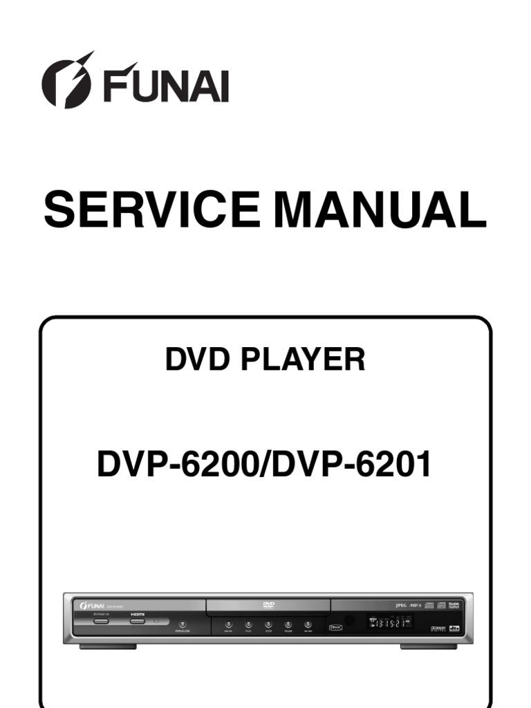 Dvp 6200 6201 E61j3ed J4bd Service Manual Wiring Diagram View Msd 6a