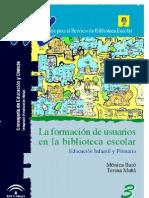 Biblioteca - Formacion de Usarios