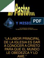 El Pastor y Misiones