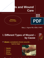 Wounds and Wound Care
