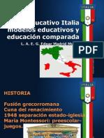 ITALIA E MADRID