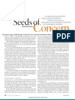 GM Foods - Seeds of Concern 4-2001