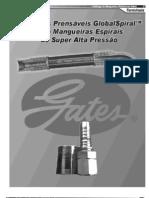 Mangueira Terminais Global Spiral Pcm Pcs Super Alta Pressao