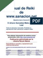 Manual Reiki Karuna