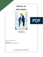 Manual Reiki Mariel - Abreviado