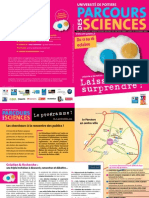 Le parcours des sciences à Poitiers pour la Fête de la science 2011