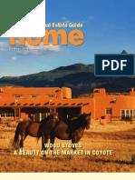 Santa Fe Real Estate Guide October 2011